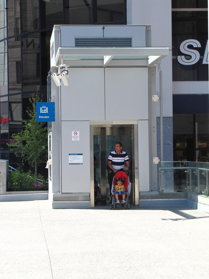 Vancouver City Centre Station