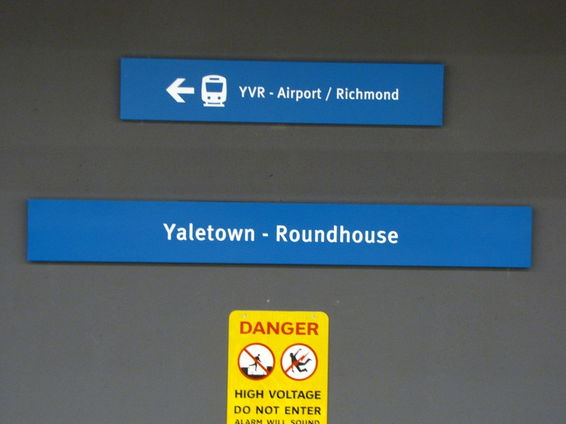 Yaletown-Roundhouse Station