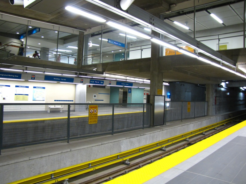 Broadway-City Hall Station