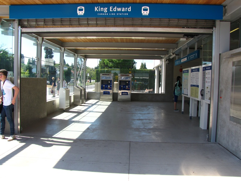 King Edward Station