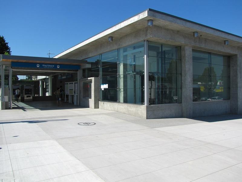 King Edward Station
