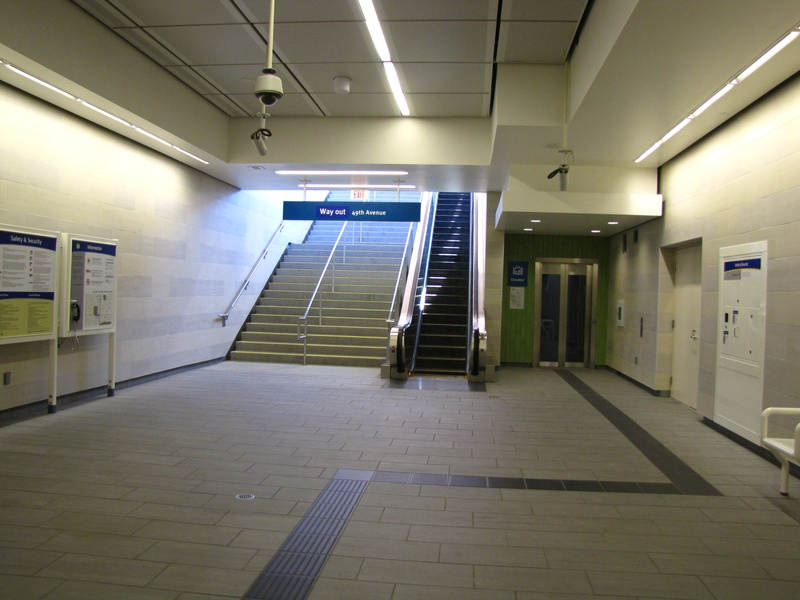 Langara-49th Avenue Station